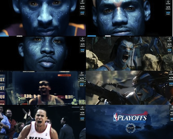 NBA and Avatar