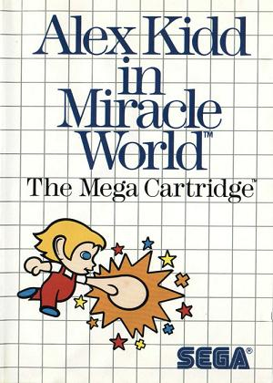 MIRACLE WORLD BOX COVER