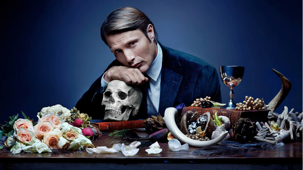 Poster for NBC's Hannibal