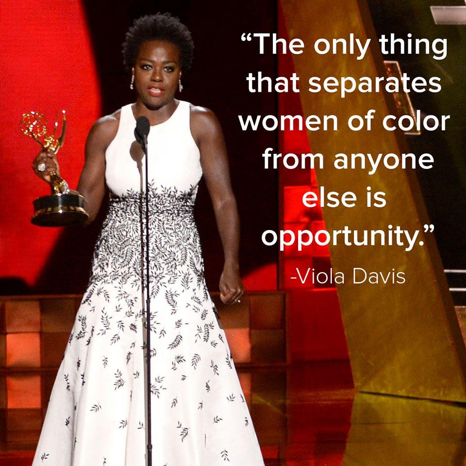 Viola Davis' Emmy Acceptance Speech