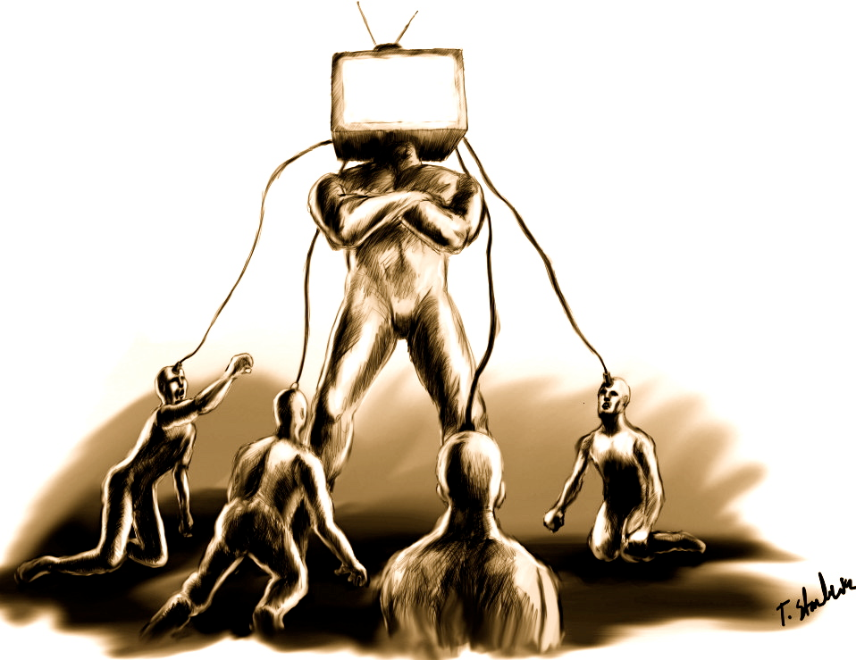 TV invaders