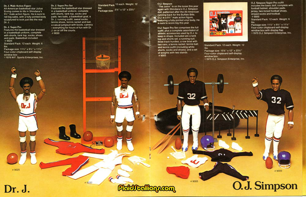 Shindana's 1978 Toys