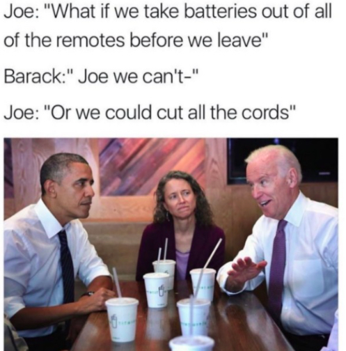Third Biden meme example