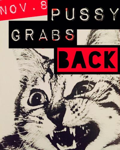 Pussy Grabs Back meme