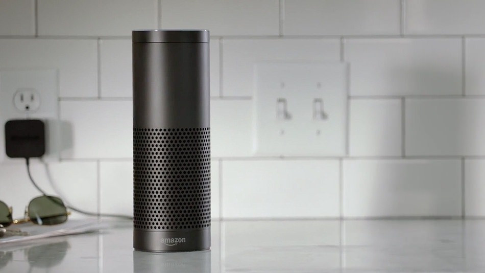 Alexa home device