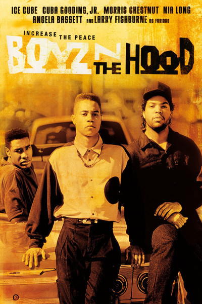 Poster for Boyz N The Hood