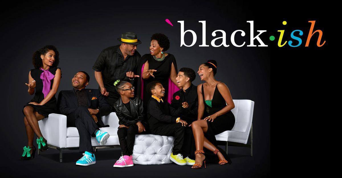 Blackish Cast Photo, courtesy of ABC