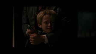 Nathan Gamble in The Dark Knight