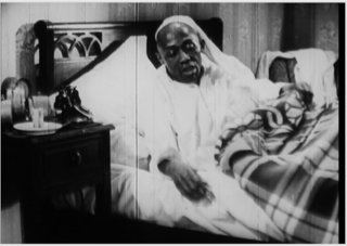 Stepin Fetchit on screen.