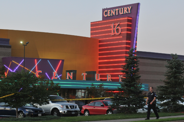Century 16 theater in Aurora, Colorado