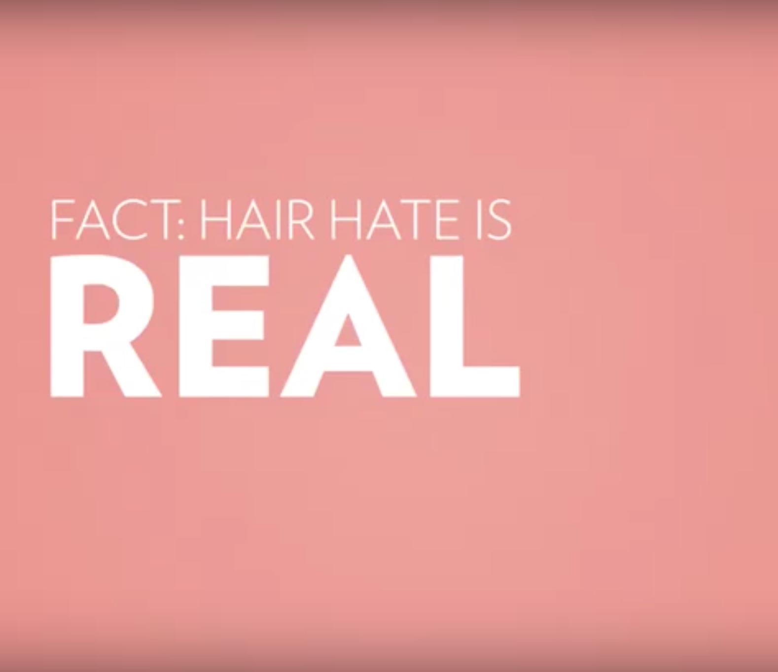 hair hate