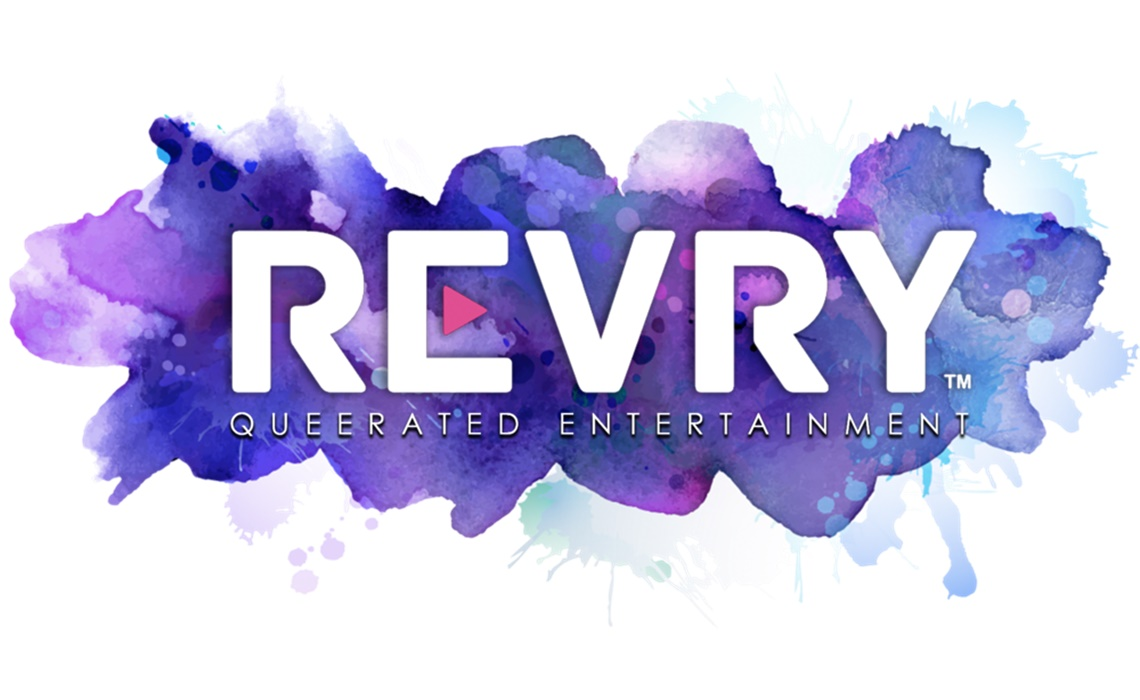 Logo for Revry