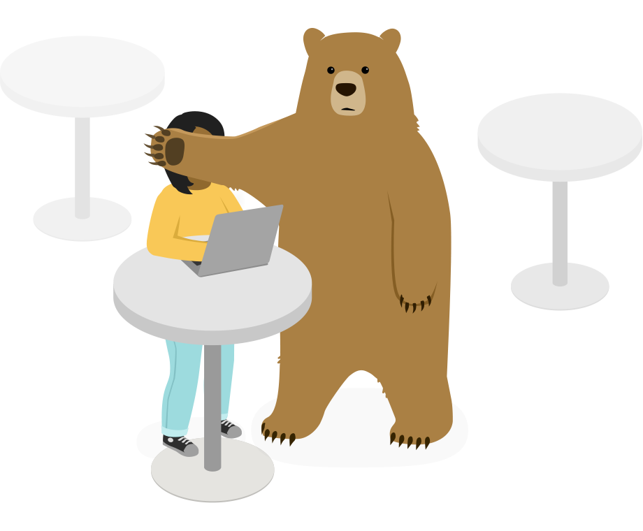 TunnelBear Avatar's Niceness Towards the User