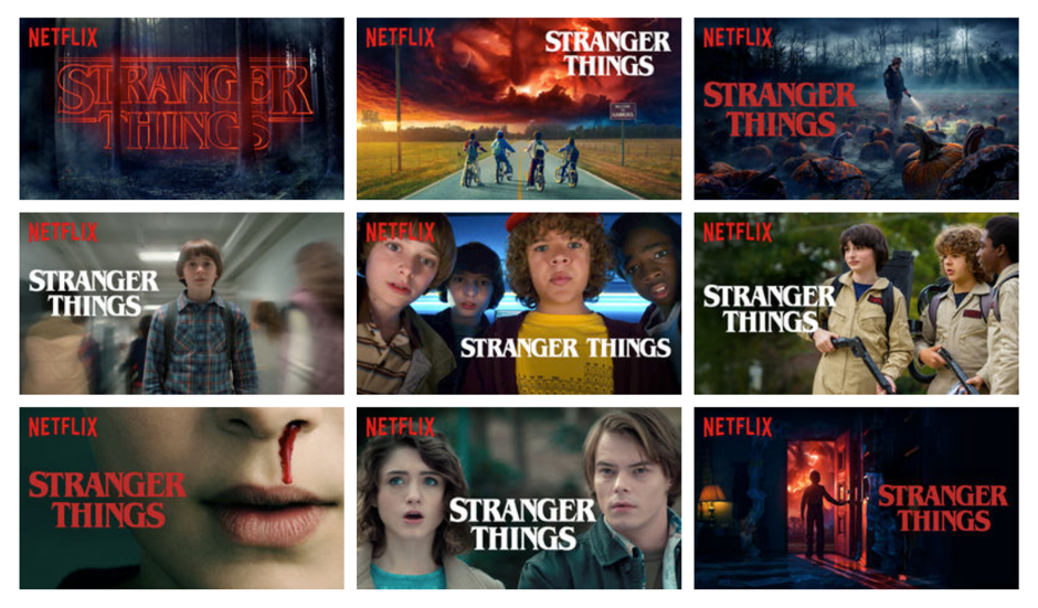 Stranger Things Thumbnail