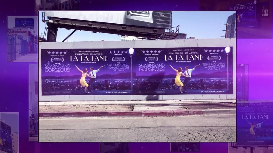 LaLaLand ad Campaign