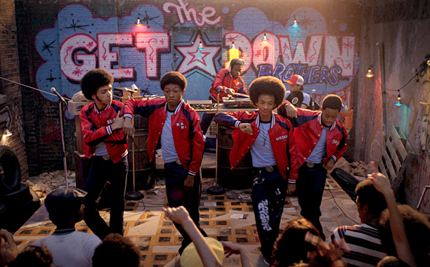 Still for Netflix's The Get Down