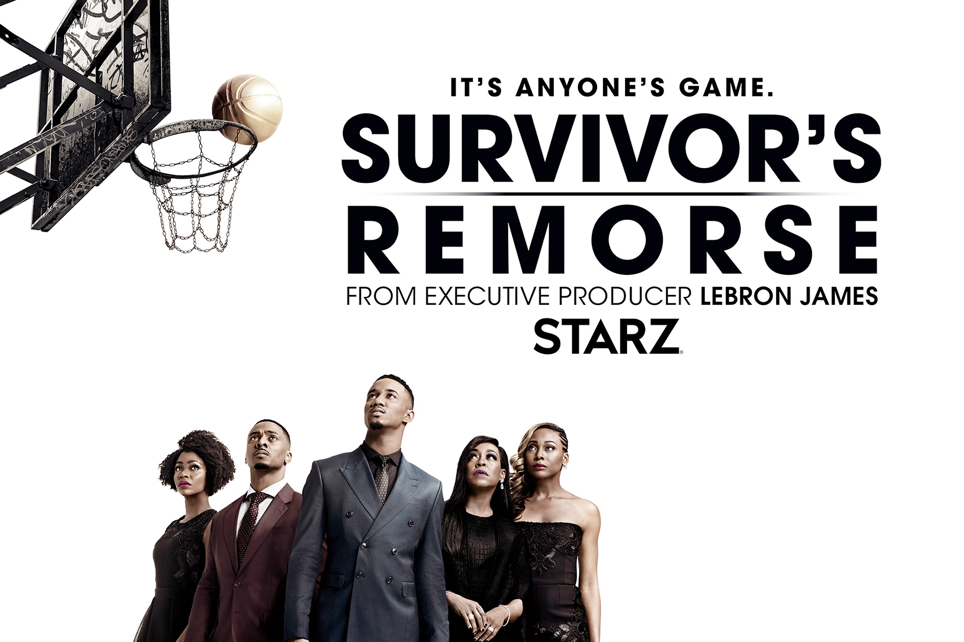 promo photo for survivor's remorse
