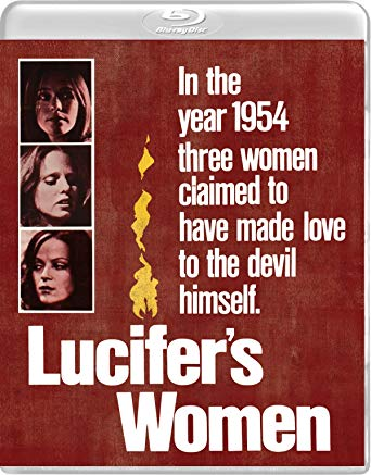 Lucifer's Women on Blu-ray