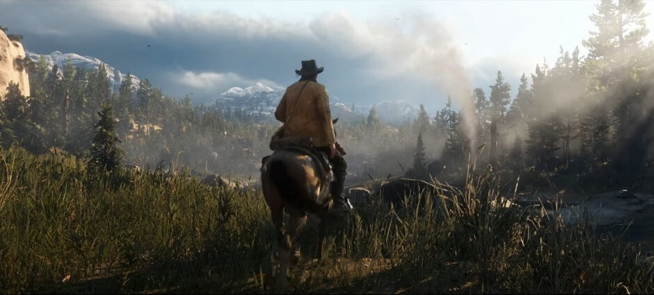 Red Dead Redemption 2 contains many long, slow journeys by horseback