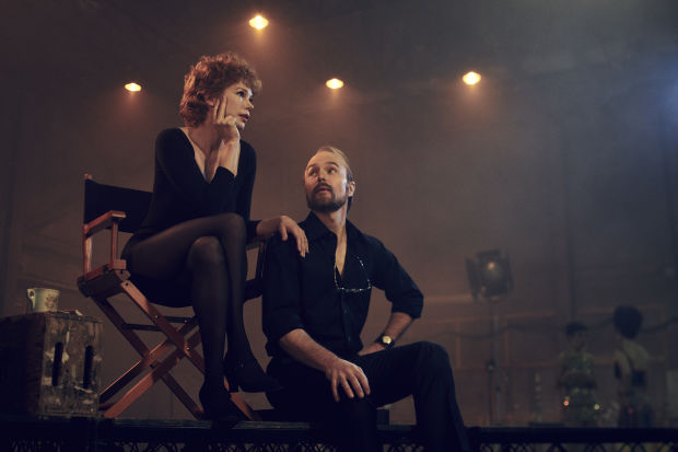 Michelle Williams and Sam Rockwell star in Fosse Verdon