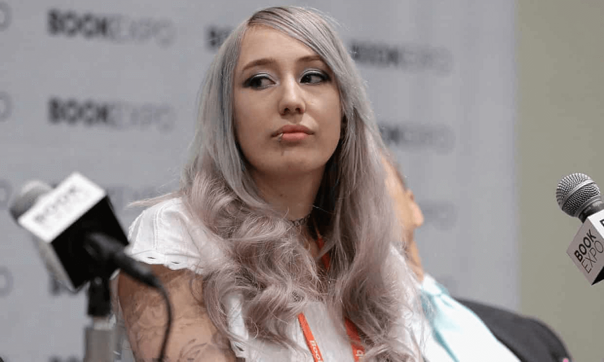 Game designer Zoe Quinn was targeted by the GamerGate harassment campaign in an attempt to discredit her work through accusations of corruption in games journalism