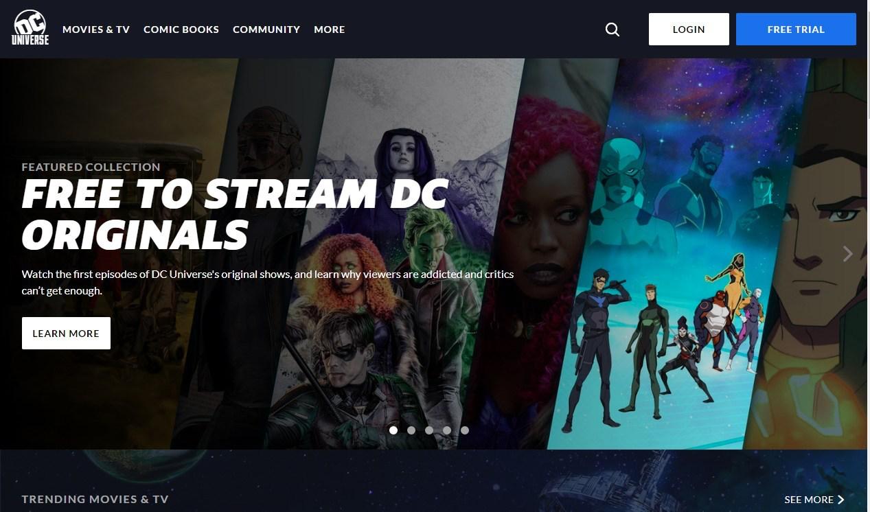 DC Universe Originals