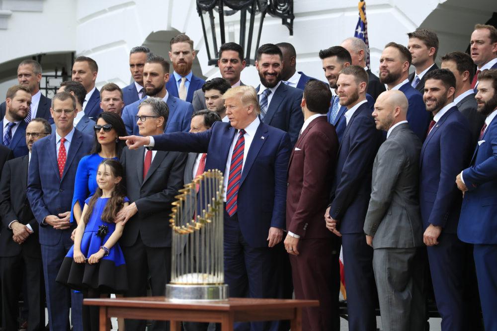2019 Boston Red Sox
