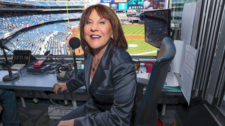 Yankee broadcaster Suzyn Waldman
