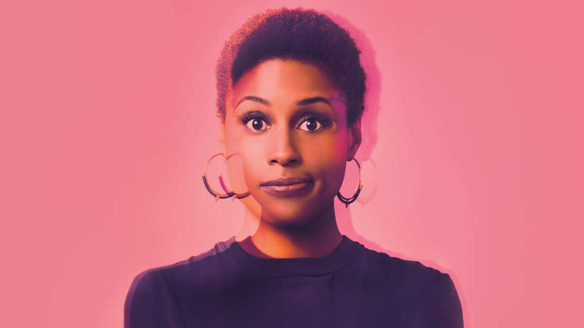 Issa Rae Promotional poster for season 1
