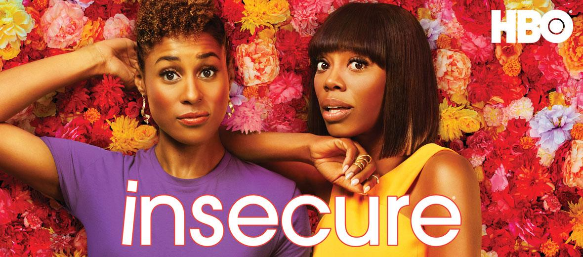 Promotional poster for Insecure's third season