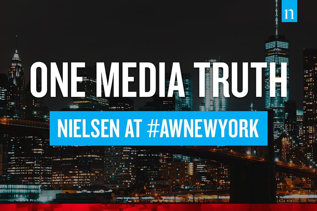 Nielsen at #AWNewYork 2019