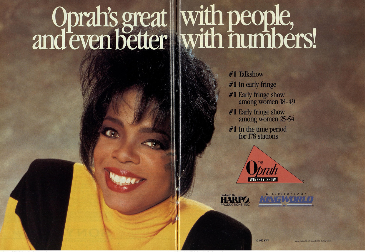 Oprah Winfrey Show Ad Campaign