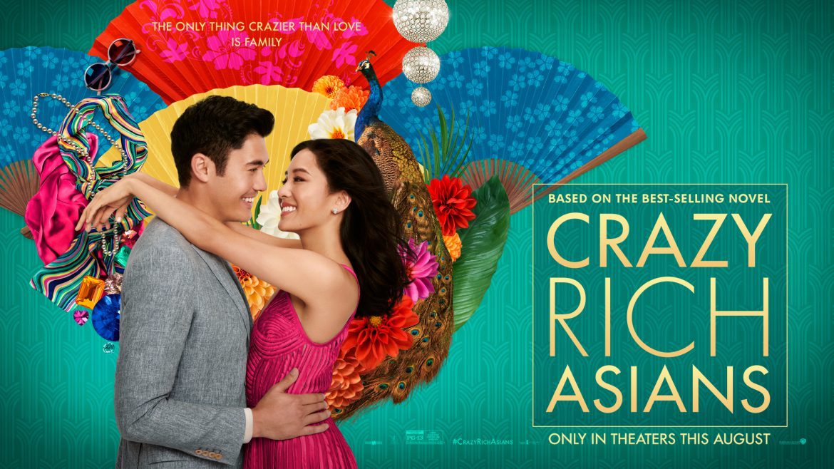 Crazy Rich Asians (2018) Movie Poster