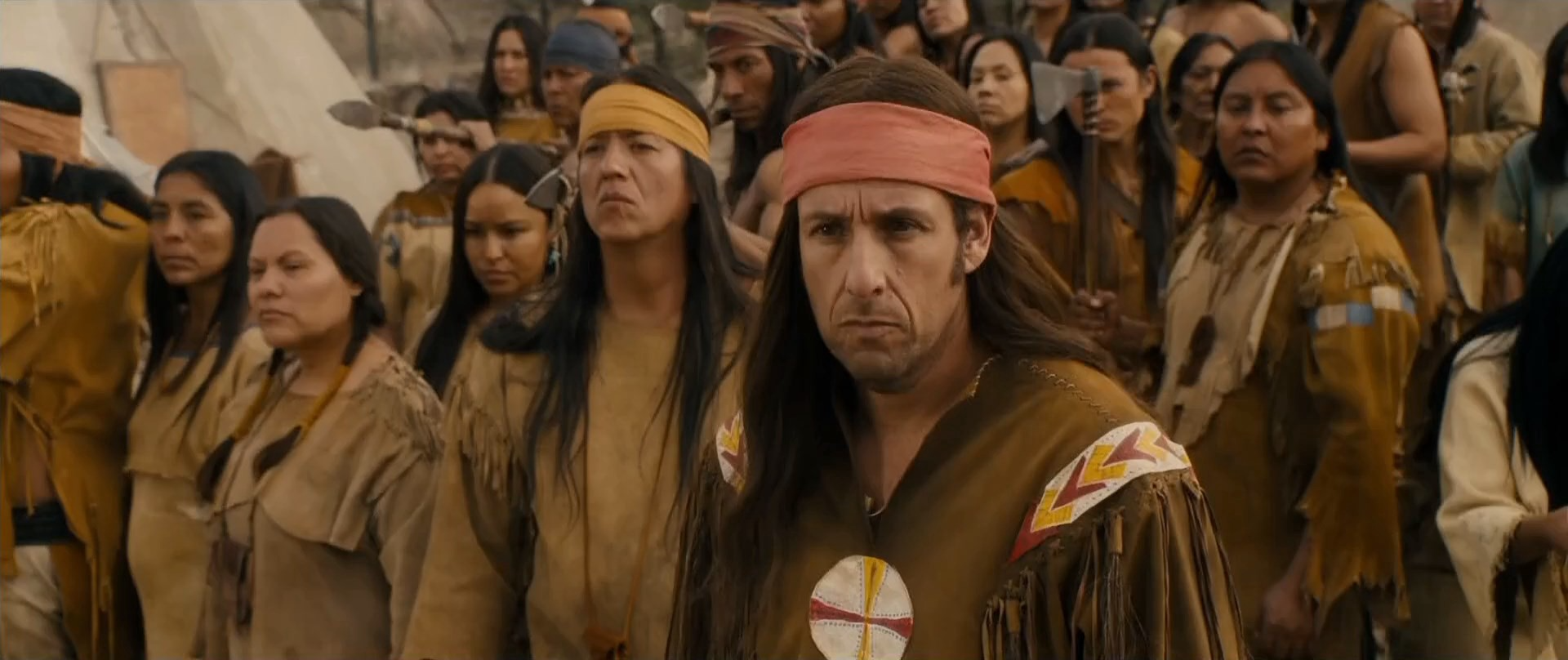 Adam Sandler in The Ridiculous 6