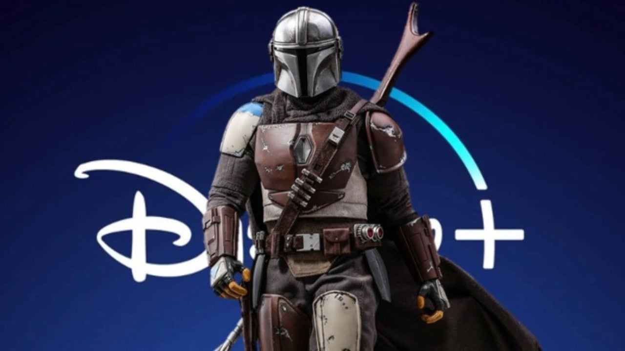 The Mandalorian premiered with the launch of Disney+ on November 12, 2019