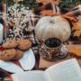Rural fall aesthetics