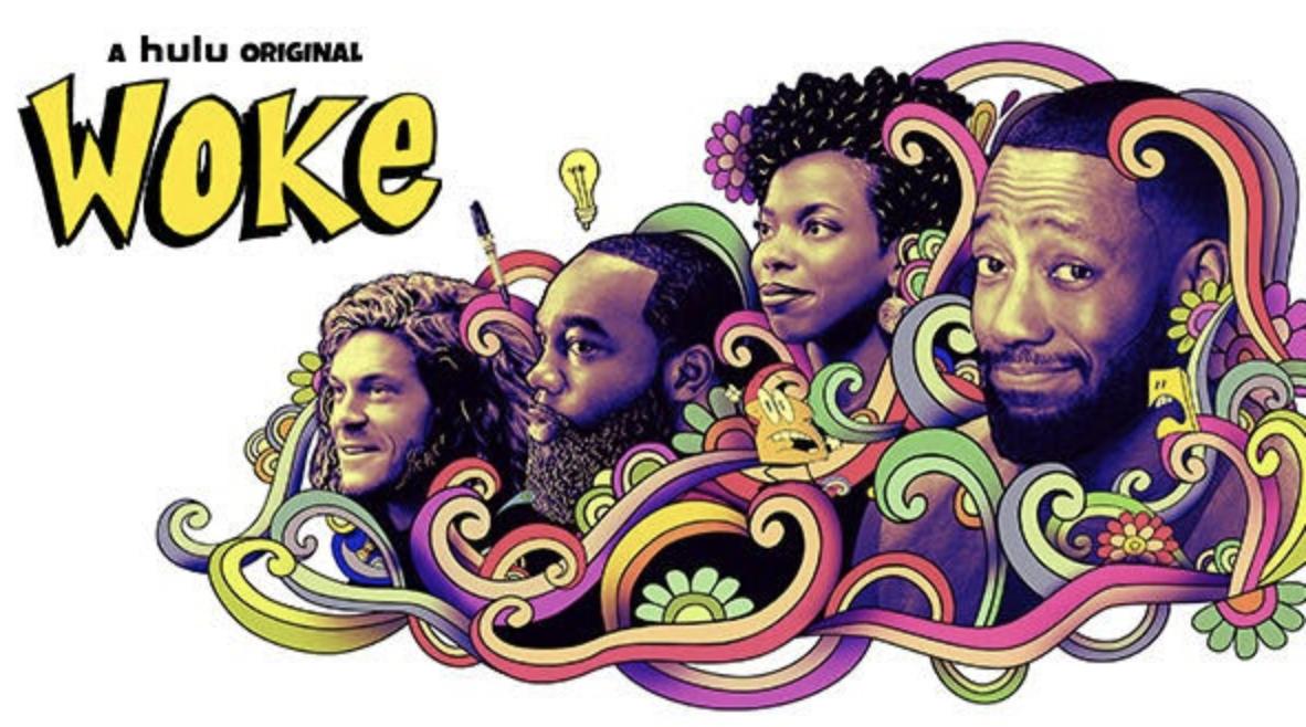 Hulu advertisement for Woke