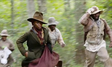 Cynthia Erivo as Harriet Tubman