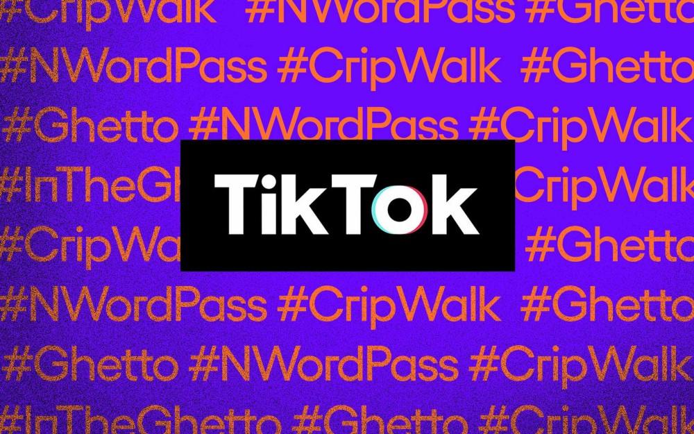 Hashtags found on TikTok