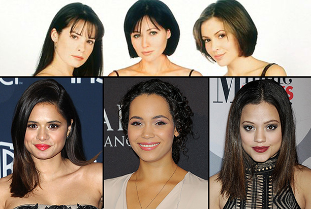 Charmed original and reboot casts