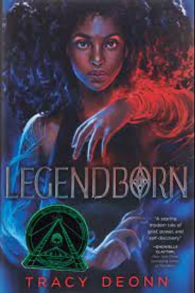 Cover of the book Legendborn.